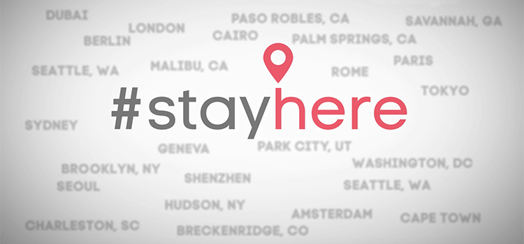 """Stay Here"""" doesn't tell the whole story of running a"""