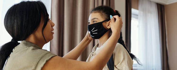 Are face masks exempt during sales tax holidays?
