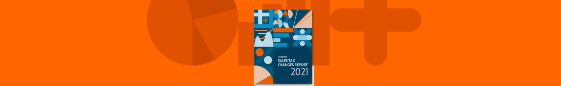 The 2021 sales tax changes report