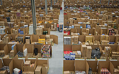 Amazon to Build Three New Fulfillment Centers in Texas.