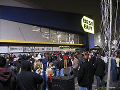 Consumers Flock to this Best Buy.