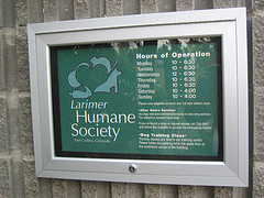 Larimer County Humane Society Seeks Sales Tax Increase for New Facility.