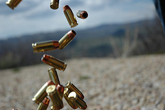 Will Taxing Bullets Help Curb Gun Violence?