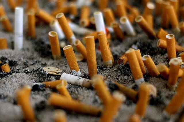 Colorado will continue to tax sales of cigarettes. Consider the tax revenue in one ashtray.
