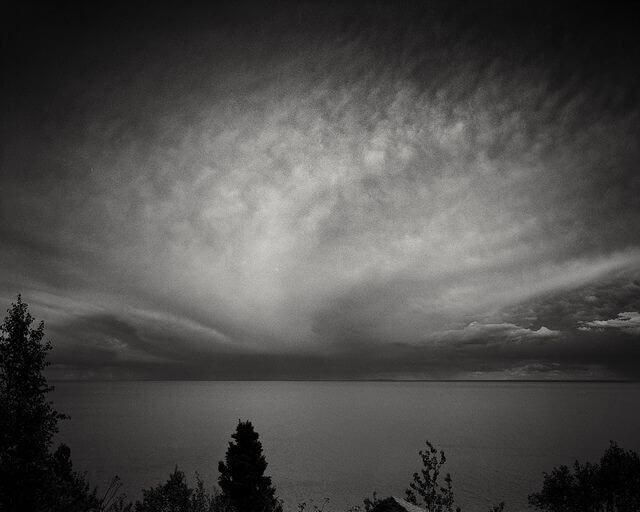 Storm over Lake Superior: an act of God?