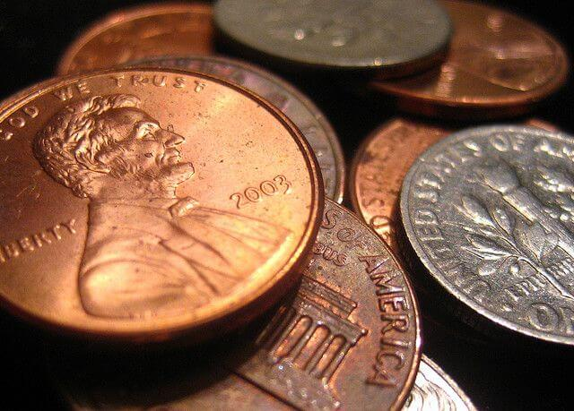 Sales tax: suing for pennies.