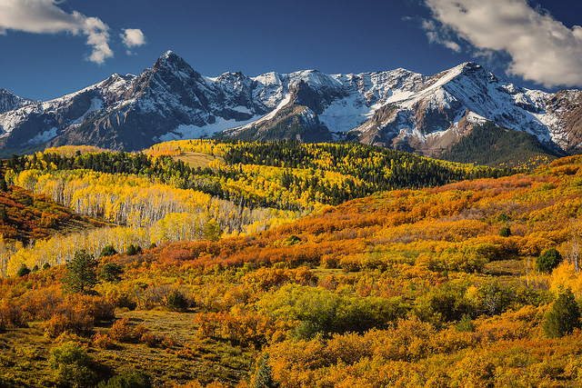 Who wouldn't want to visit Telluride, Colorado?