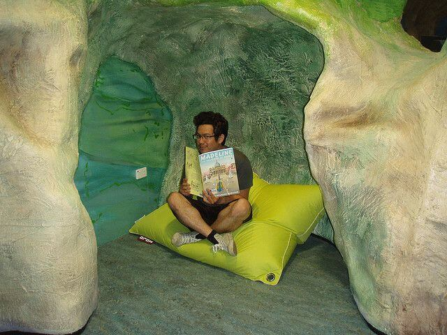 Ohio will not tax this type of reading nook.
