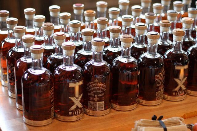 Texas Comptroller reminds distilleries to tax sales of alcohol.