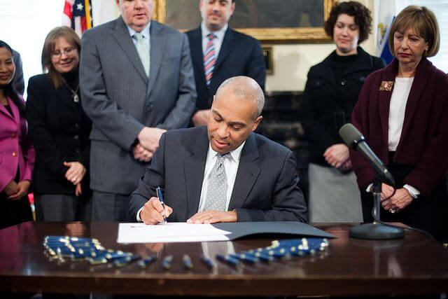 Governor Patrick has signed the tech tax repeal.
