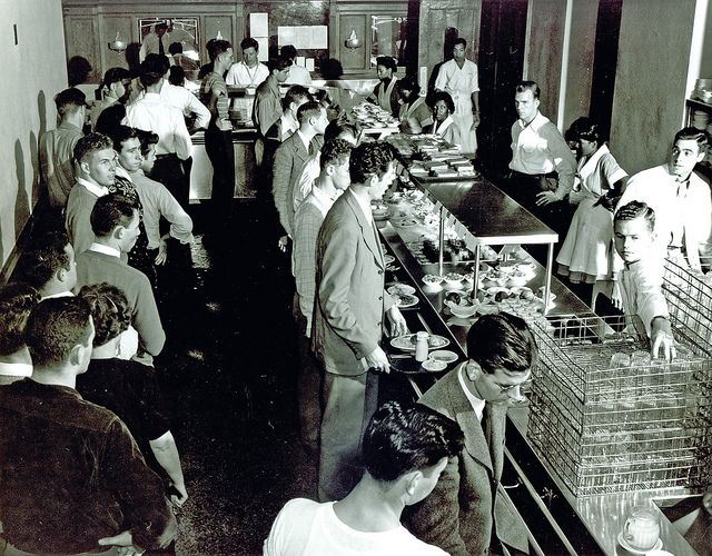 Quiz: Did Duke charge sales tax on food in 1947?