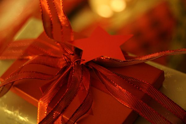 Gift wrapping services may be subject to sales tax in Texas, or they may be exempt.