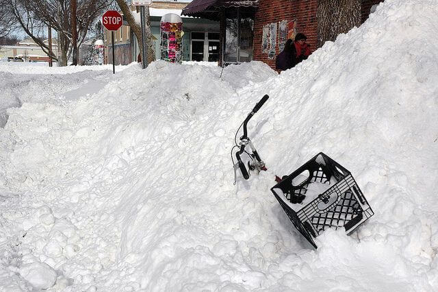 Snow removal in Wisconsin: an essential service.