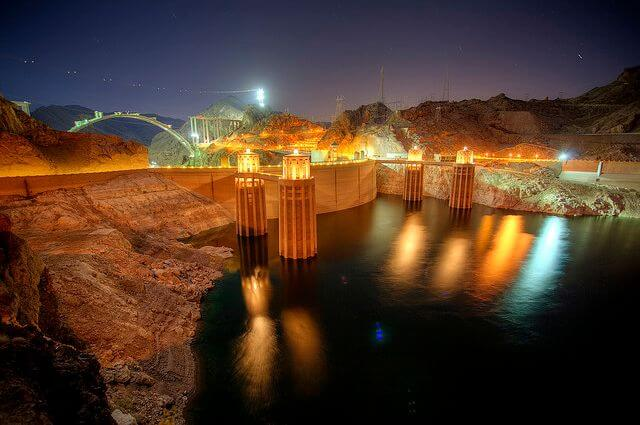 Hoover Dam creates power--energy that Arizona manufacturers may one day purchase without sales tax.