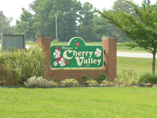 Cherry Valley, Arkansas, gets a new rate of sales tax in April, 2014.