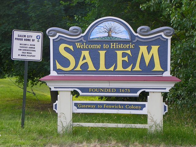 Salem County, NJ, home of the reduced sales tax rate.