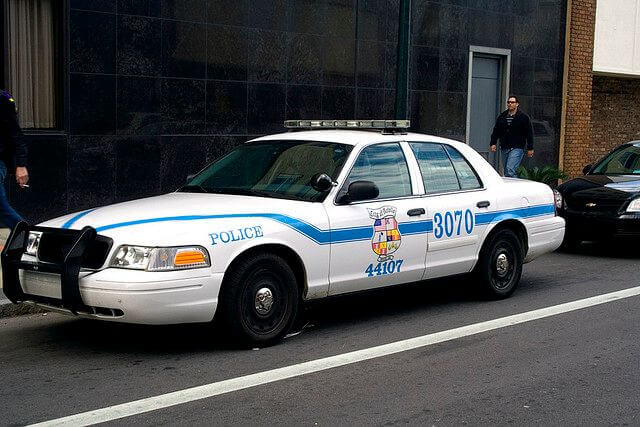 Alabama: Sales Tax Helps Keep Wheels On Police Cars