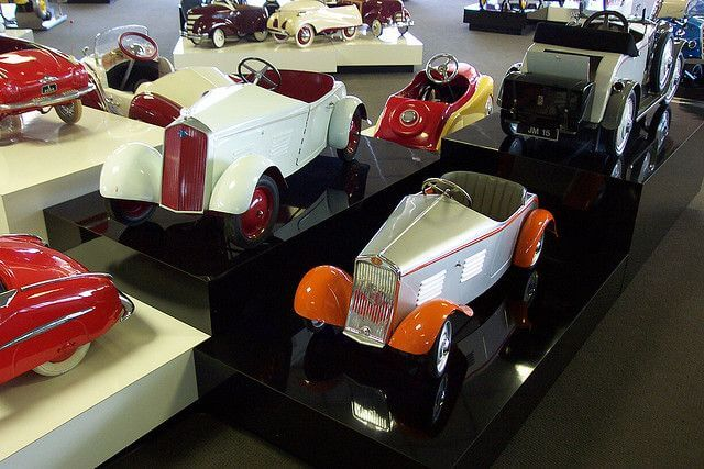 Nebraska's Museum of American Speed to benefit from new sales tax exemptions.