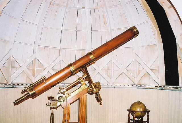 See the Erskine College Telescope at the South Carolina State Museum.