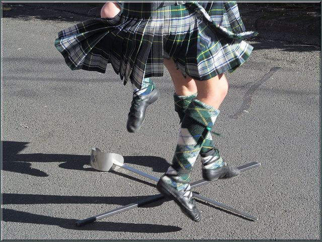 Plaid socks and skirts are exempt from sales tax during Virginia's August 2014 sales tax holiday.