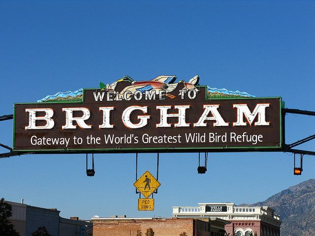 Brigham to have a new municipal tax in Q4 2014.