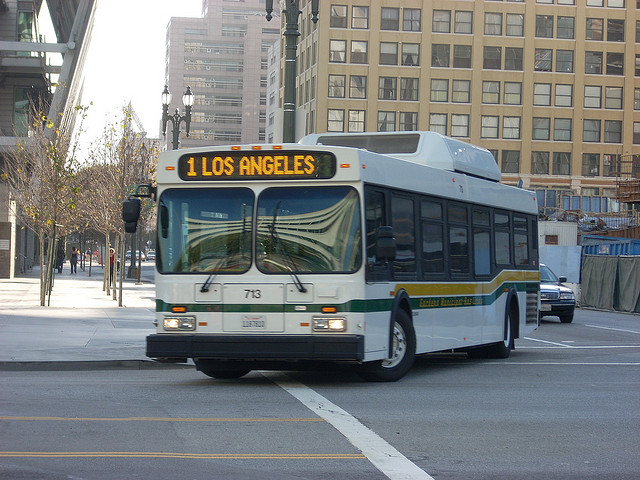 Los Angeles County transportation.