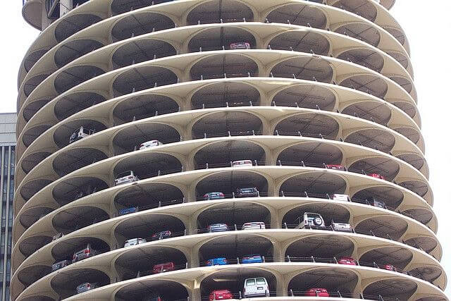 Parking, Chicago style.