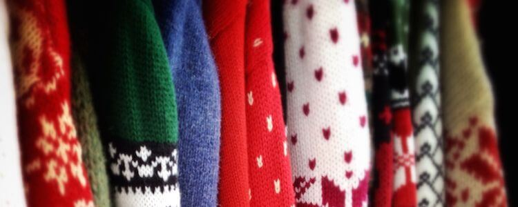 Would more people buy Christmas sweaters if they were exempt from sales tax?