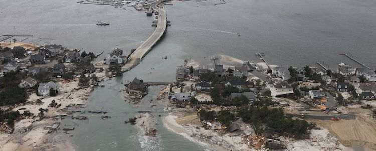 Hurricane Sandy: recovery takes time.