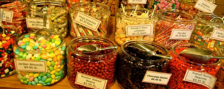 The candy in this Vermont country store could soon be subject to sales tax.