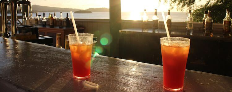 Will the new tax affect rum punch?