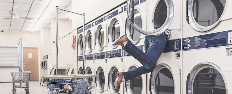 Self-service laundry can be taxable, exempt, or perilous.