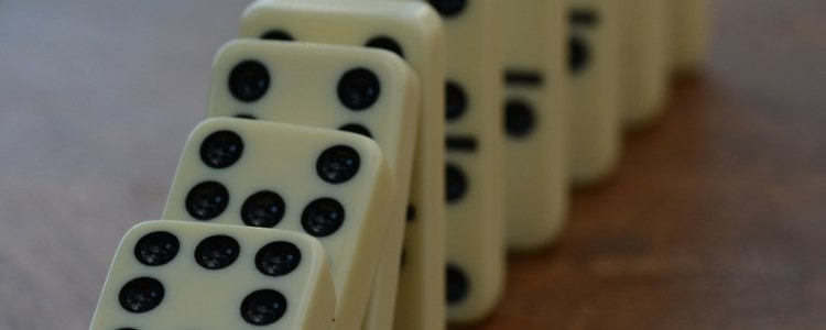 Let the domino effect begin.