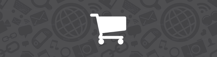 online shopping mini shopping cart