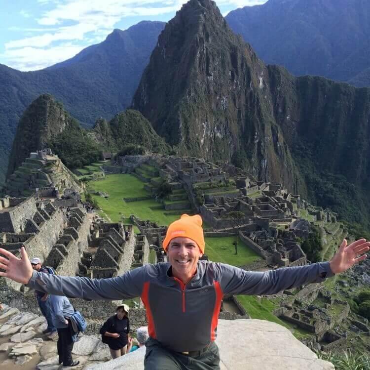 Machu Picchu Blog Square