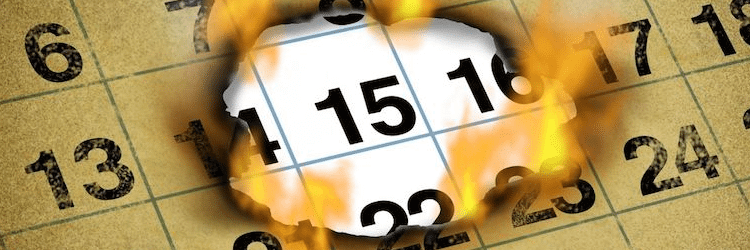 GST return filing deadlines - The Three-Month Storm