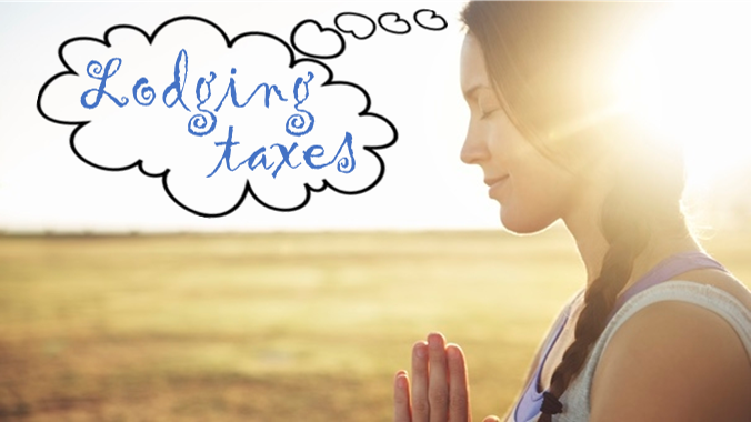 Zen and lodging taxes