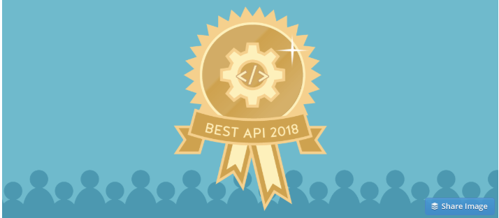 Avalara nominated for Nordic APIs Best Public API of 2018 – Voting starts September 26